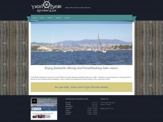 bar web design